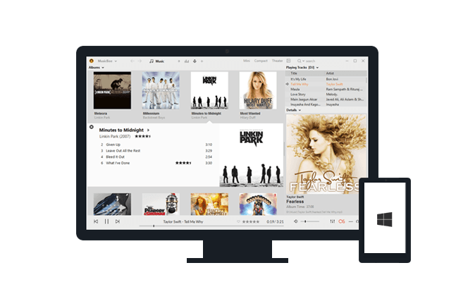 MusicBee - The Ultimate Music Manager and Player